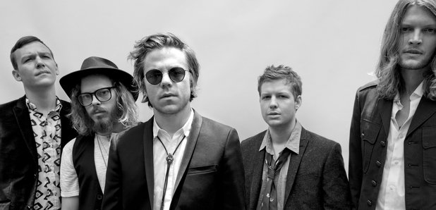 Cage The Elephant 2016