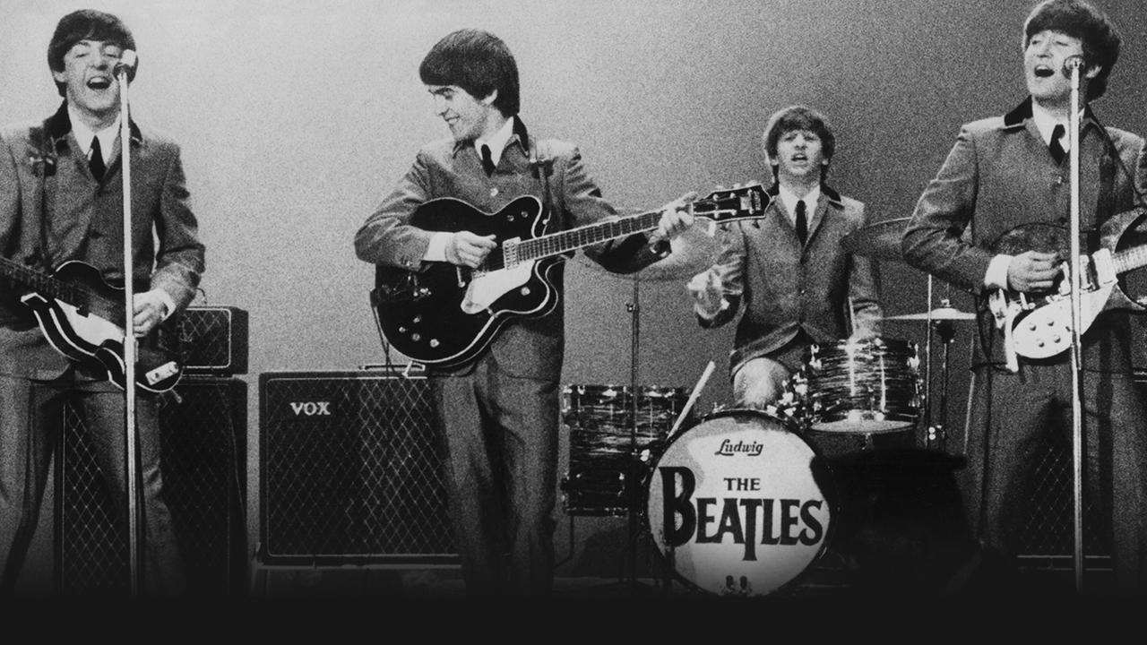 The Beatles live Washington 1964