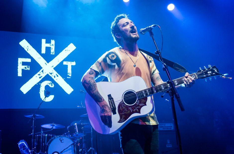 Frank Turner Peaceful Noise gig 15 November 2016 P