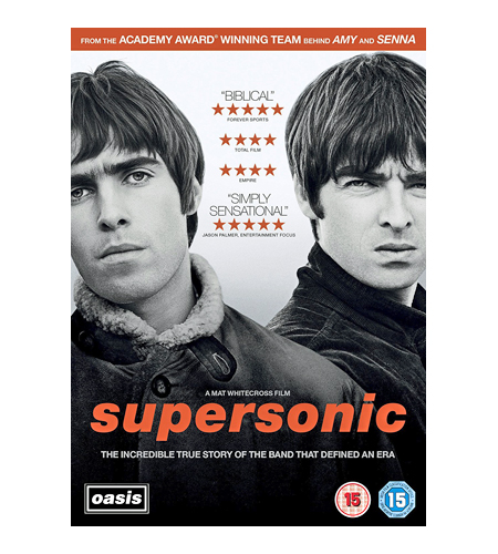 Oasis Supersonic DVD