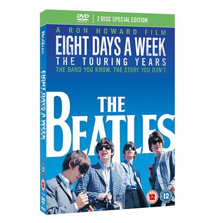 Beatles Eight Days DVD