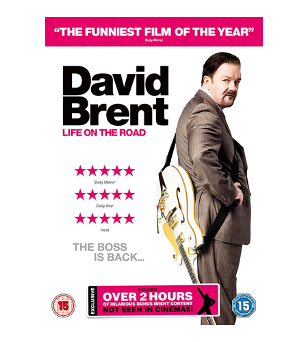 David Brent Life On The Road DVD
