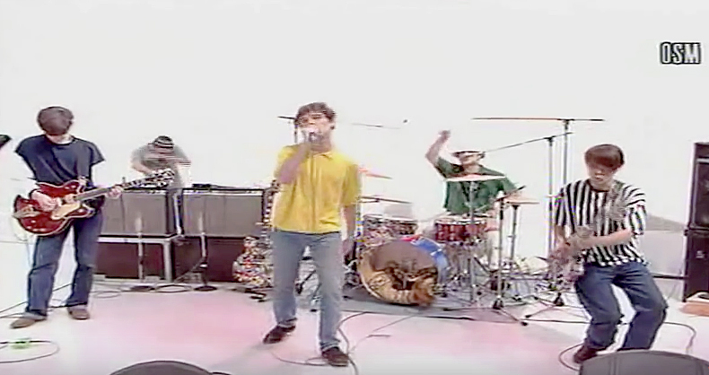 The Stone Roses on TV 1989