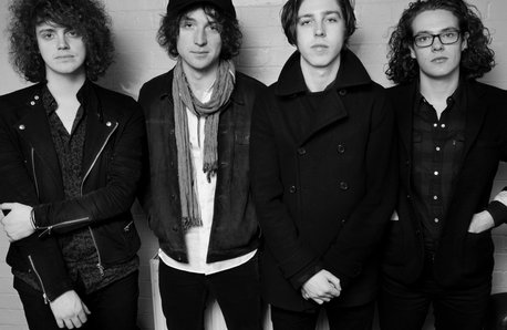 Catfish and the Bottlemen square press image 2016