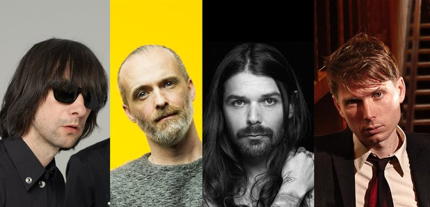 Scottish bands image Biffy Clyro Travis, Primal Sc