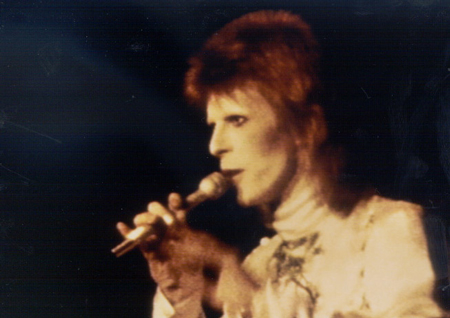 David Bowie Ziggy Stardust still press