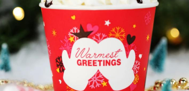 This McDonald's Christmas Coffee Cup Is Getting A Rude Update ...