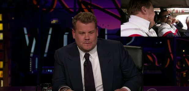 James Corden talks George Michael The Late Late Sh
