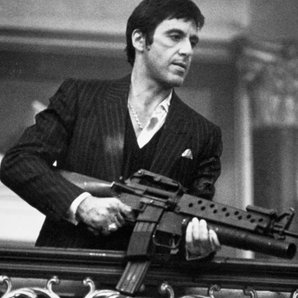 Scarface with Al Pacino