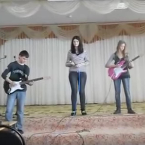 Worst cover ever kids sing Europe's The Final Coun