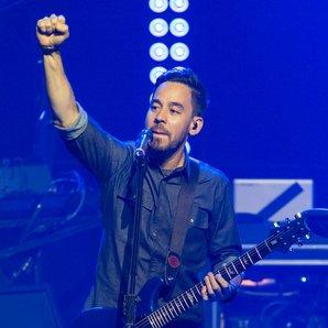 Mike Shinoda of Linkin Park 2014
