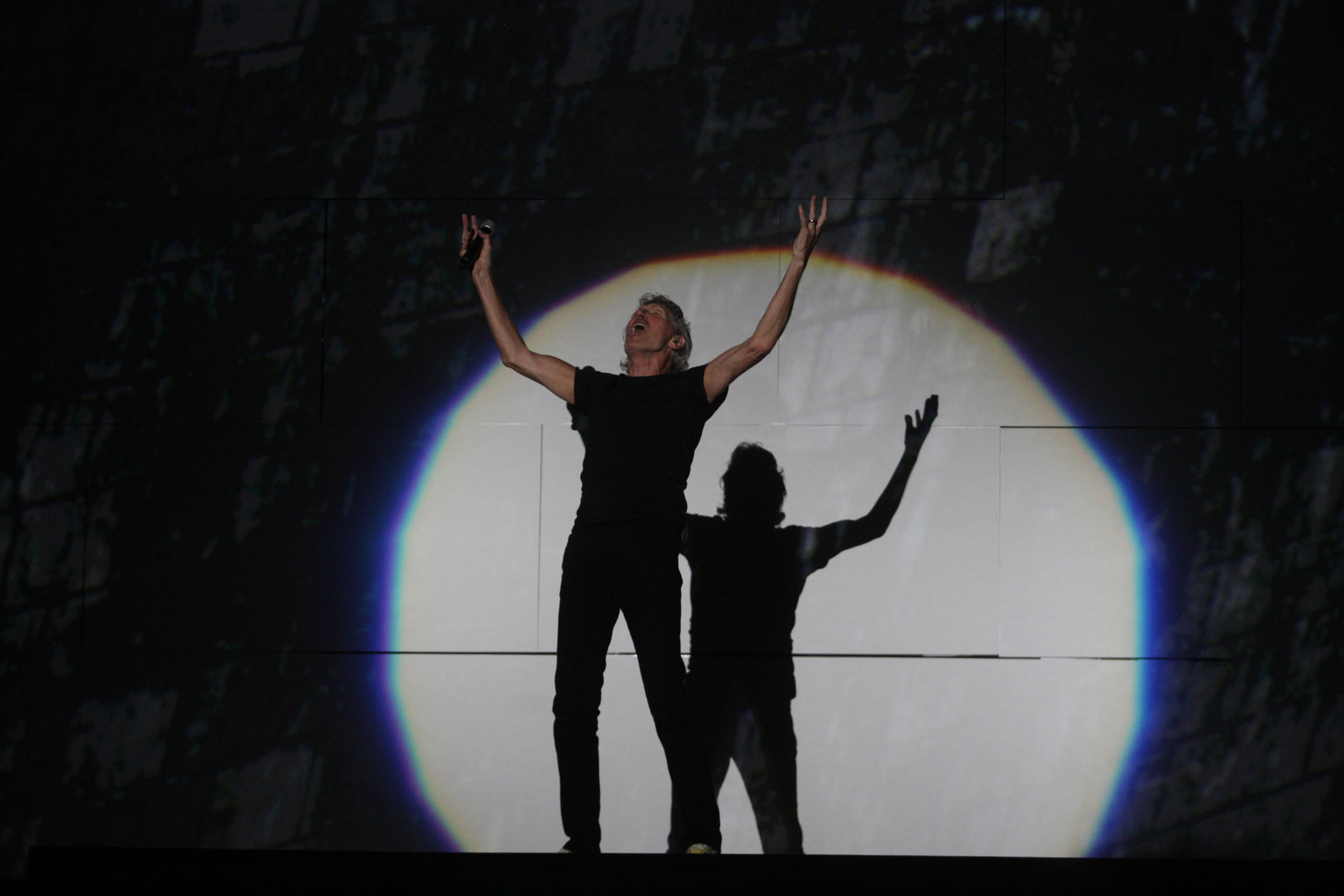 Roger Waters The Wall 2012