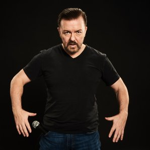 Ricky Gervais Humanity Press image