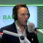 Chris Pratt talks new Avengers film on Chris Moyle