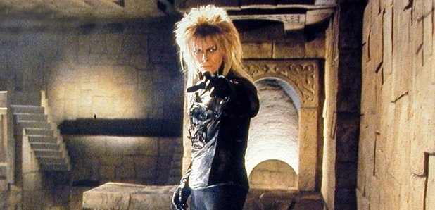 David Bowie in The Labyrinth