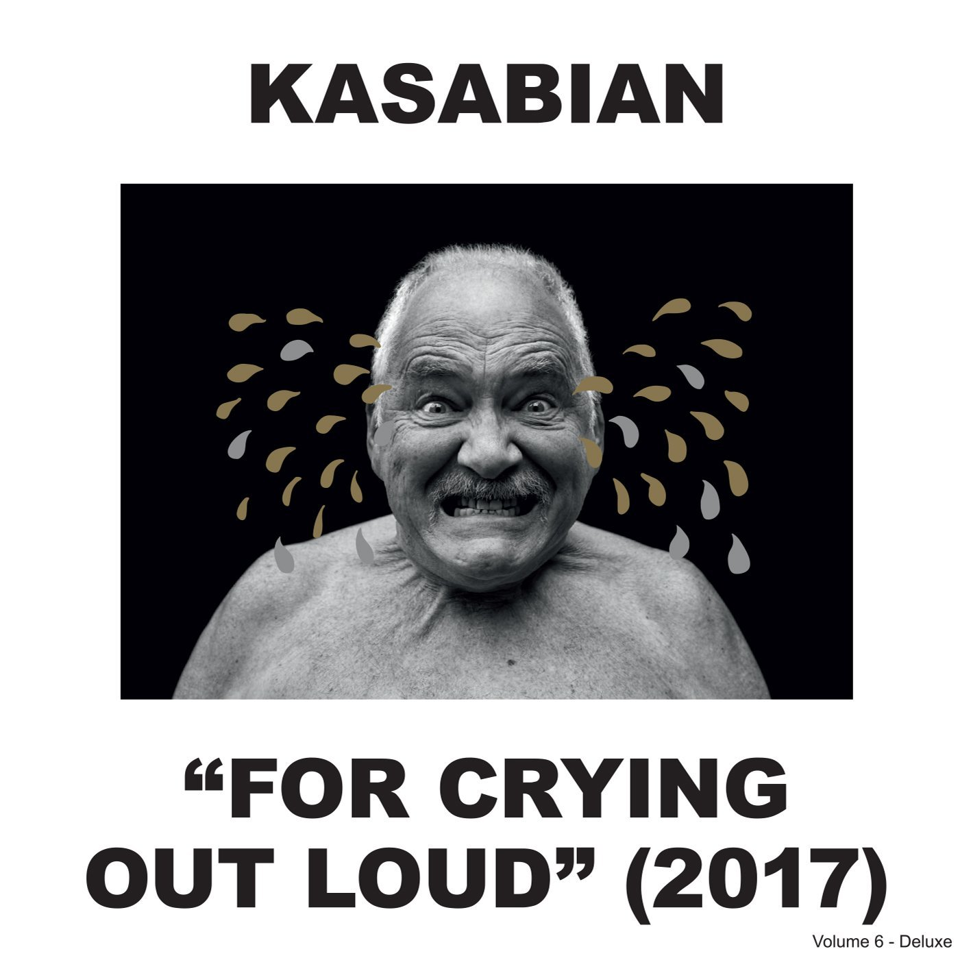 Kasabian For Crying Out Loud cover artwork