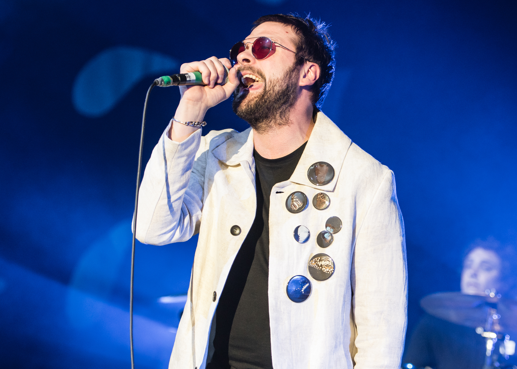 Kasabian Live Llandudno 12 April 2017