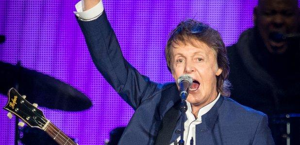 The Beatles Paul McCartney Desert Trip festival