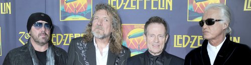 Led Zeppelin and Jason Bonham