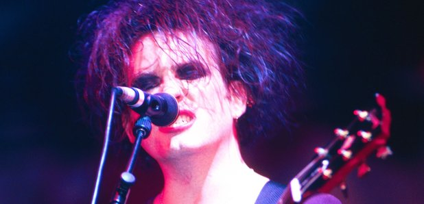 Robert Smith The Cure live 1995