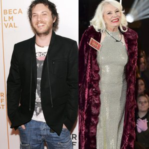 Duncan Jones and Angie Bowie