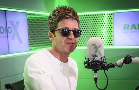 Noel Gallagher at  Radio X May 2017