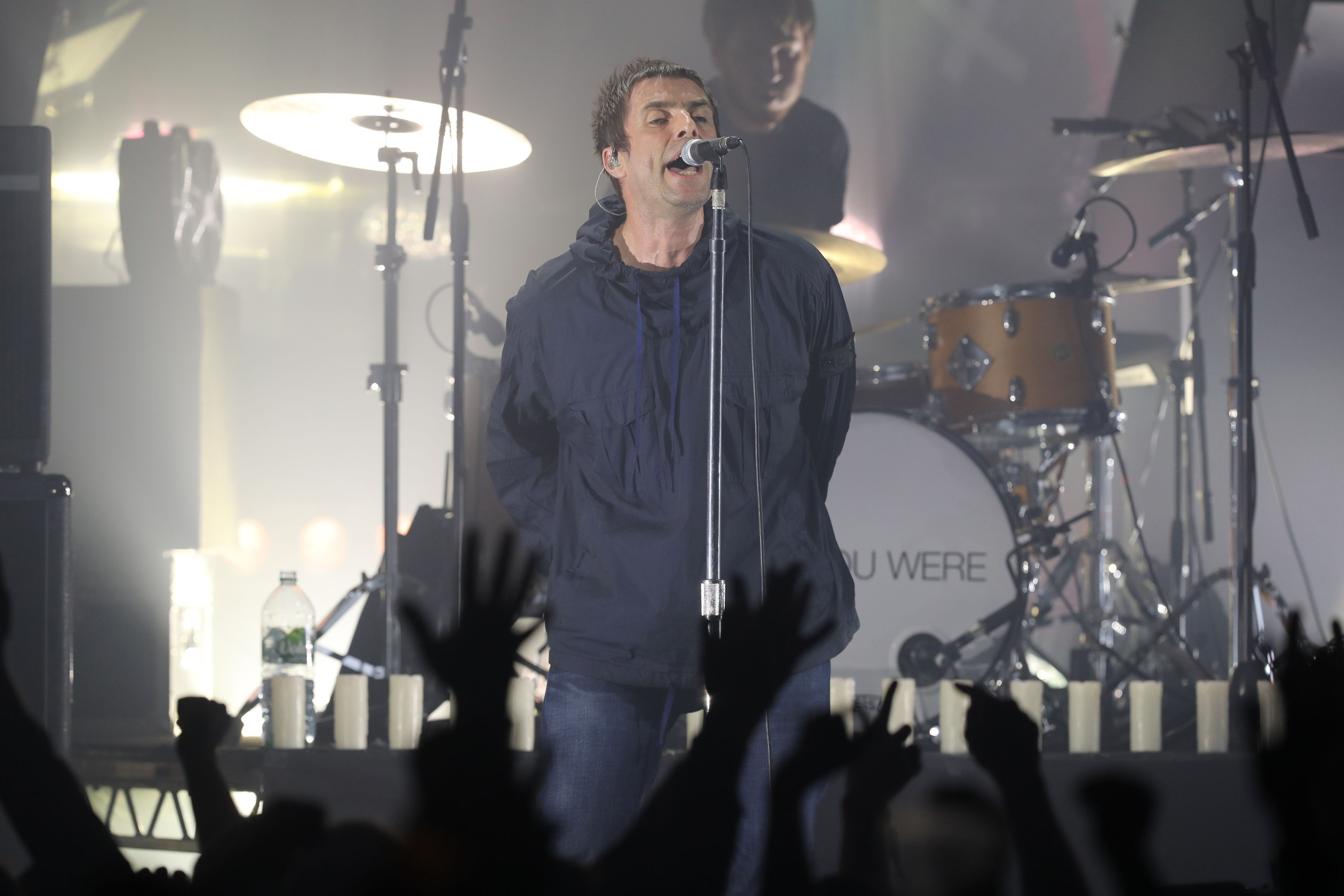 Liam Gallagher live Manchester May 2017
