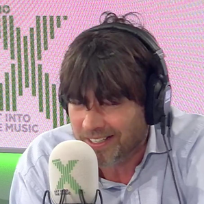Alex James talks to Radio X's Gordon Smart