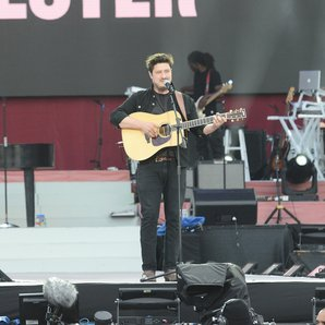 Marcus Mumford at One LoveManchester