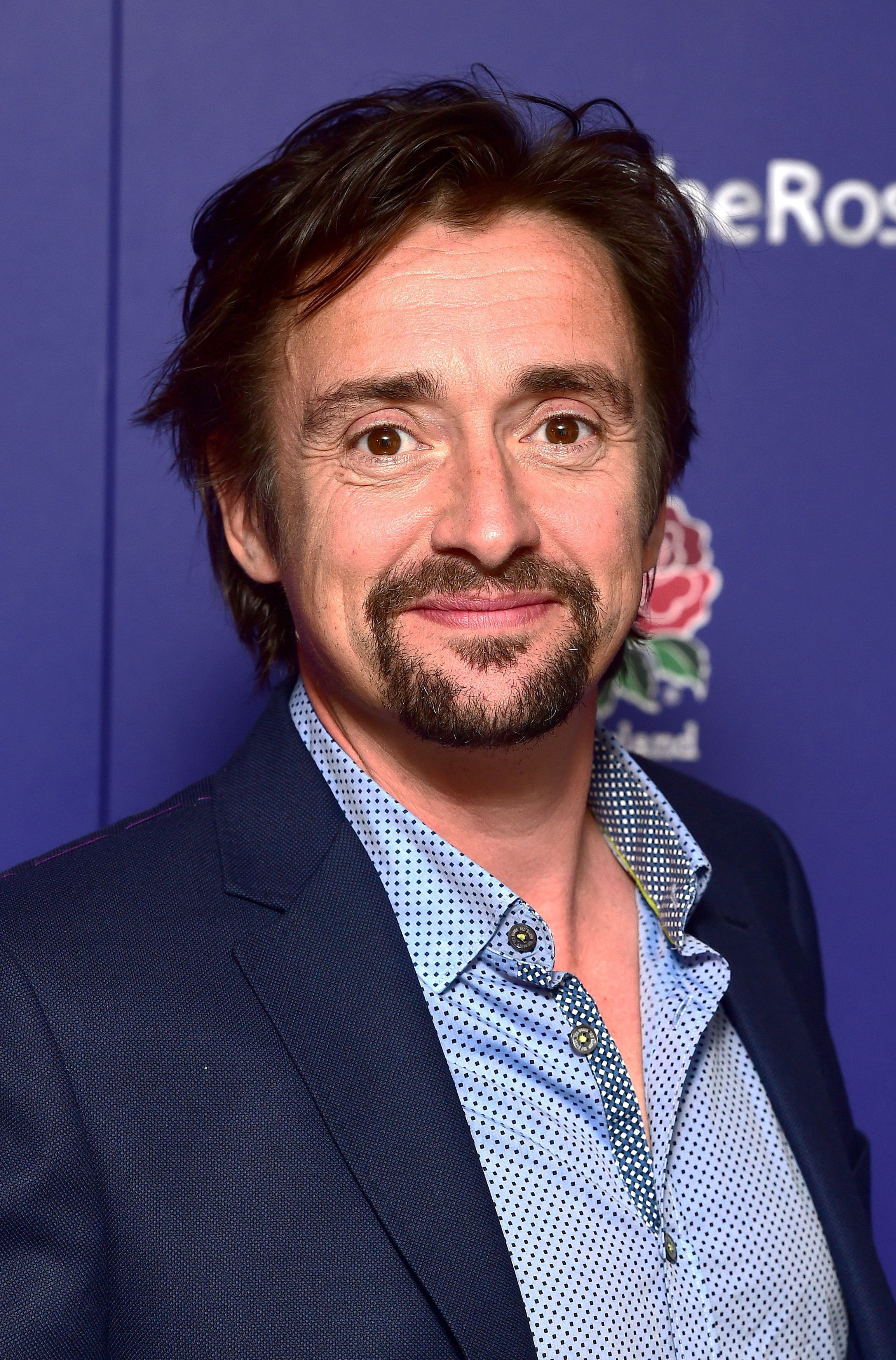 richard hammond involved in serious crash radio x. Black Bedroom Furniture Sets. Home Design Ideas