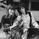 The Rolling Stones Keith Richards Anita Pallenberg
