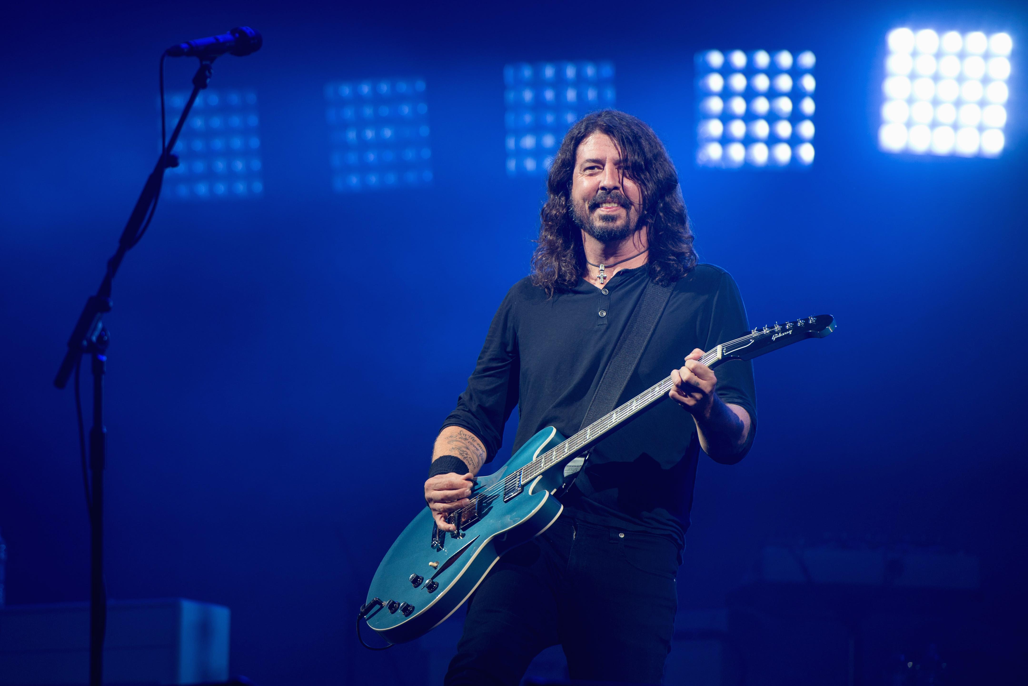 Foo Fighters Glastonbury 2017