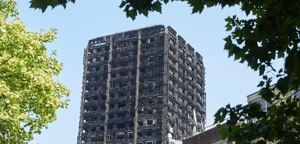 Grenfell Tower 2017