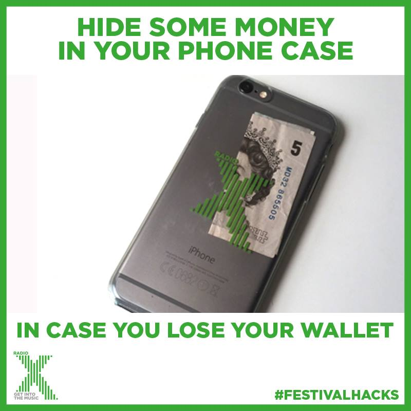 Money Phone Case Tip
