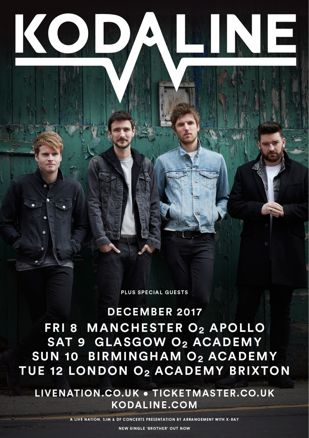 KODALINE TOUR DATES