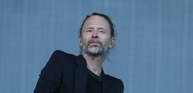 Thom Yorke Radiohead TRNSMT Festival 2017