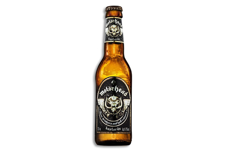 Motorhead Bastards beer