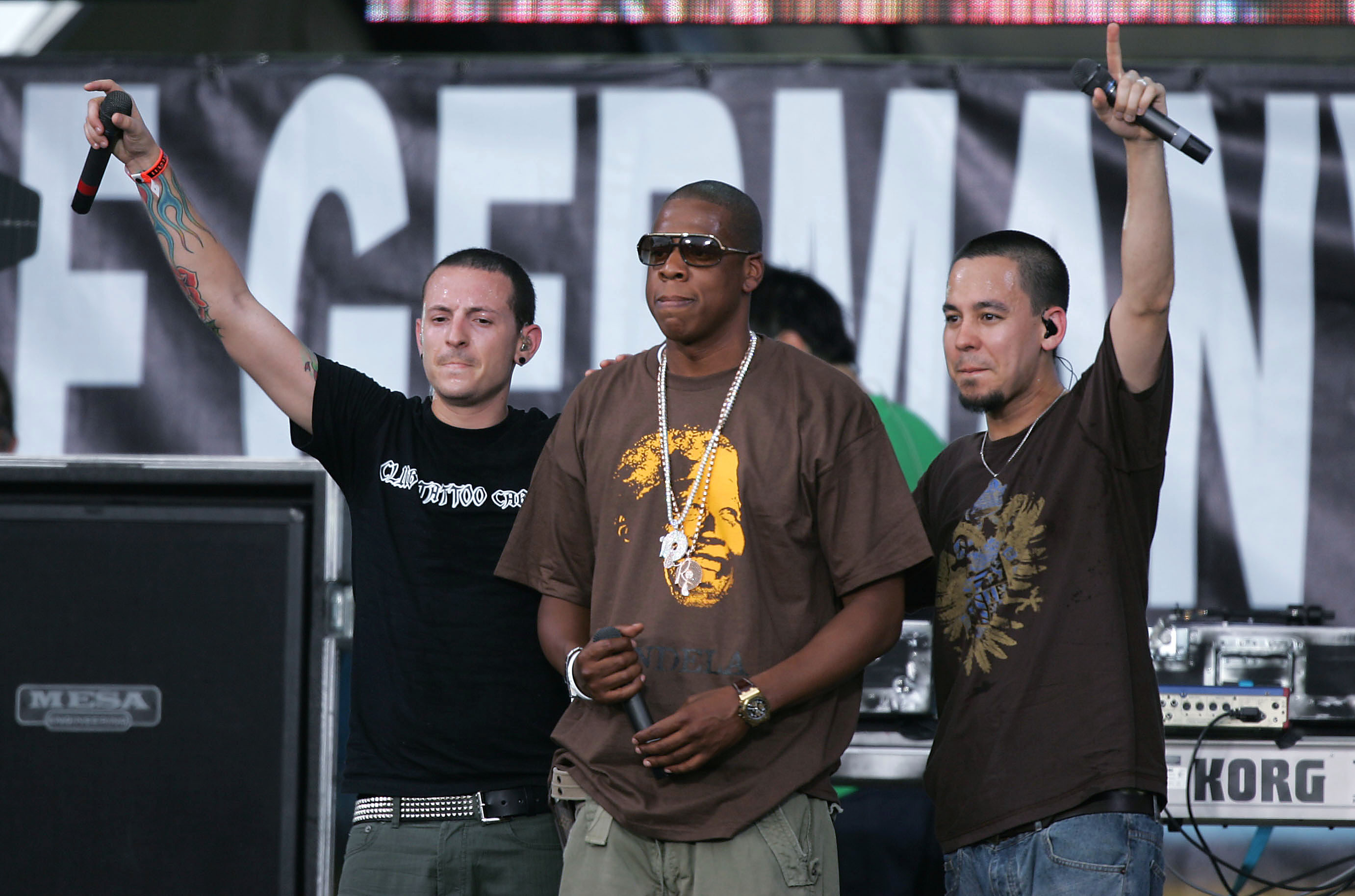 Watch JAY-Z Honour Linkin Park's Chester Bennington With 'Numb/Encore' Tribute
