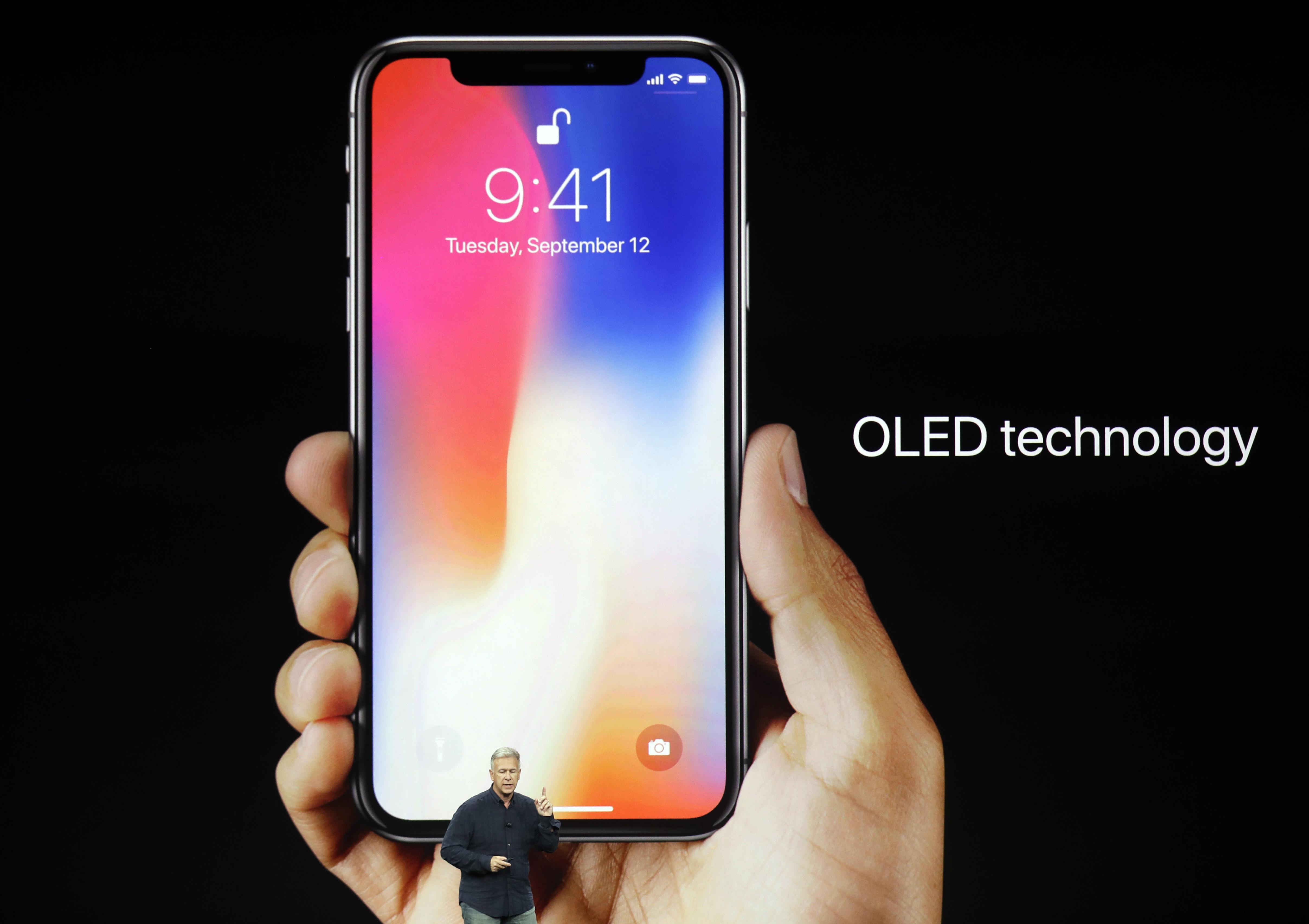 Apple iPhone X 2017