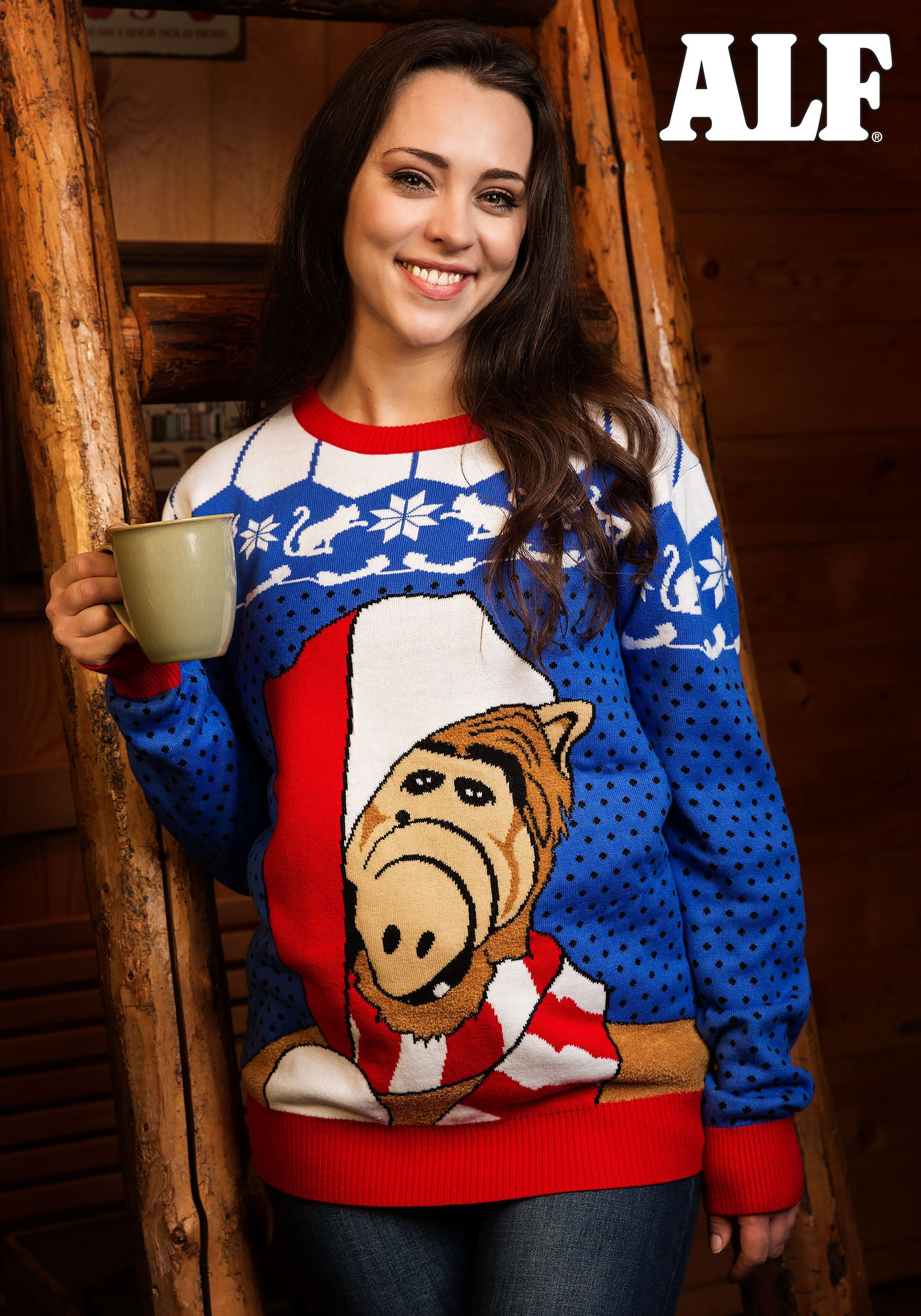 Alf Christmas Jumper