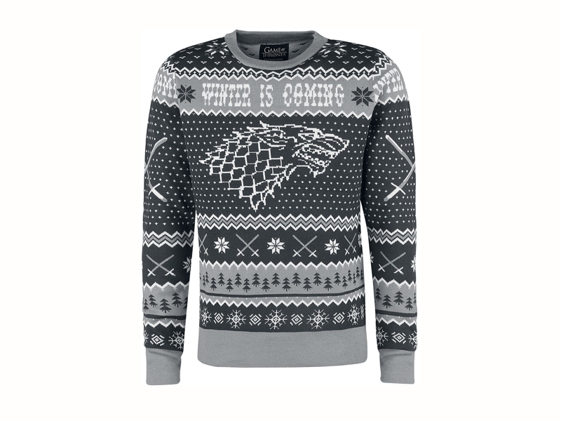 Game Of Thrones Christmas Jumper
