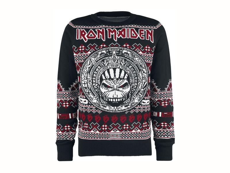 Iron Maiden Christmas Jumper