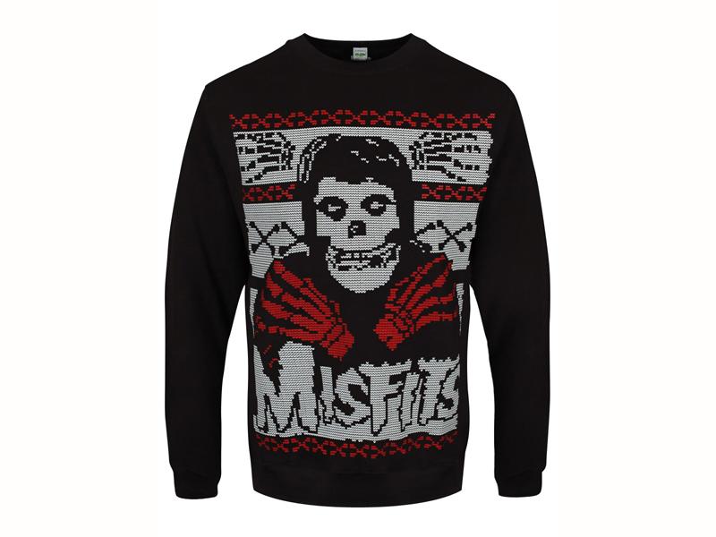 The Misfits Christmas Jumper