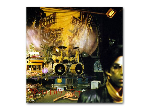Prince - Sign 'O' The Times album cover