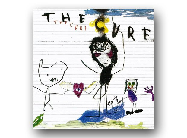 The Cure - The Cure album cover